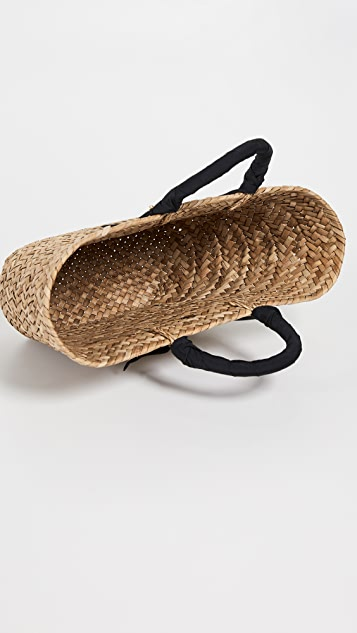Kayu Объемная сумка с короткими ручками Rosie