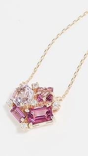 Kalan by Suzanne Kalan Cluster Necklace