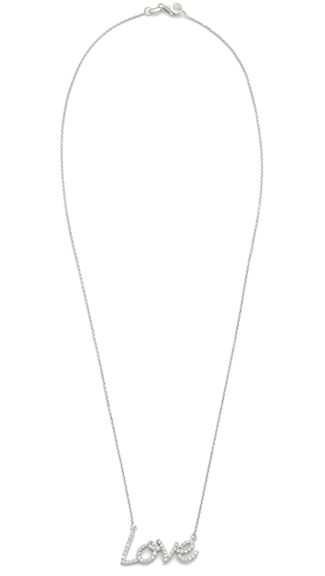KC Designs Love Necklace