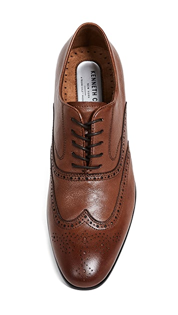 Kenneth Cole Mix B Oxfords