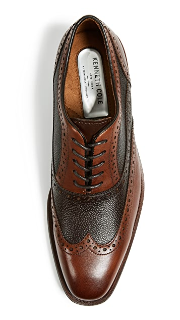 Kenneth Cole Surge Oxfords