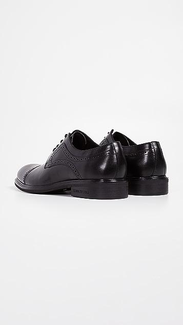 Kenneth Cole Davis Monk Shoes