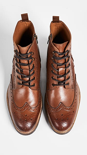 Kenneth Cole Maraq Lug Boots