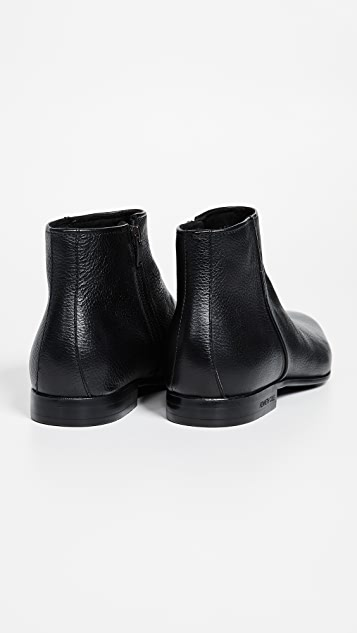 Kenneth Cole Mix Zip Boots
