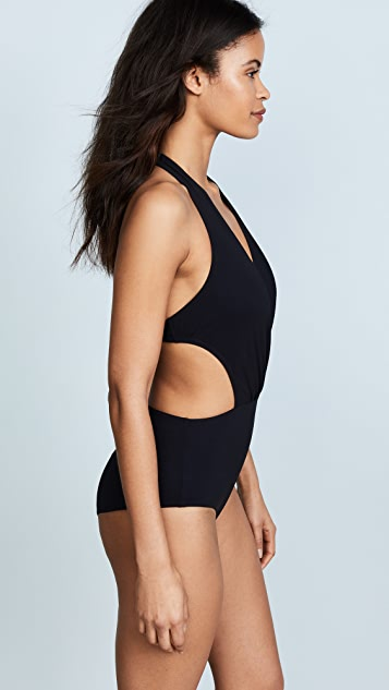Karla Colletto Halter Monokini