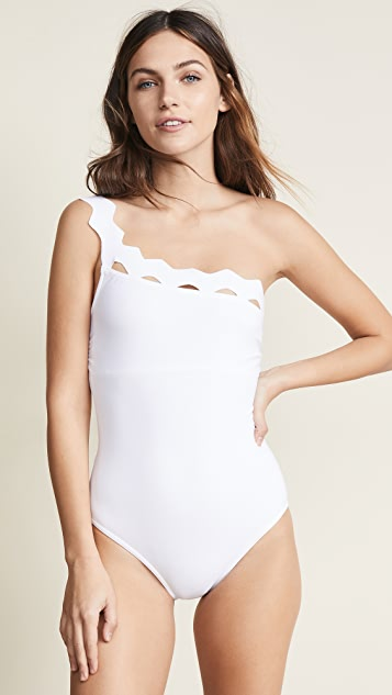 Karla Colletto One Shoulder One Piece