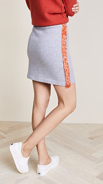 Katya Dobryakova Side Decor Skirt