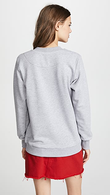 Katya Dobryakova Elephant Sweatshirt
