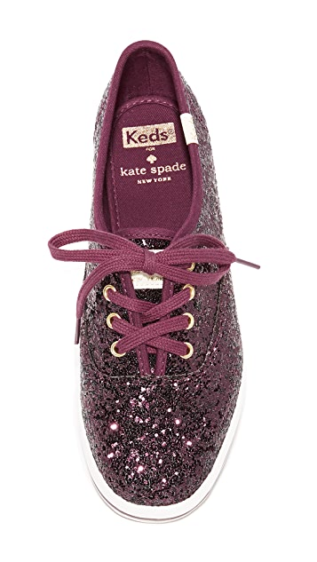 Keds Кроссовки с блестками x Kate Spade New York