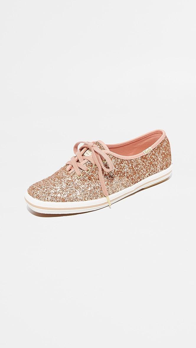 Keds x Kate Spade New York Glitter