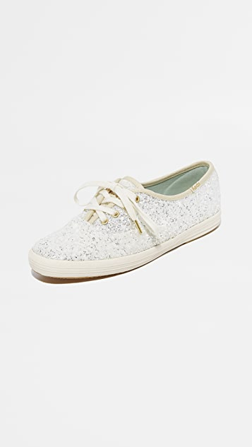 920e88b14cfc Keds x Kate Spade New York Glitter Sneakers ...