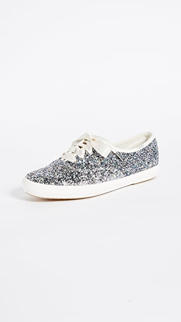 bdba0395139 Keds x Kate Spade New York Glitter Sneakers