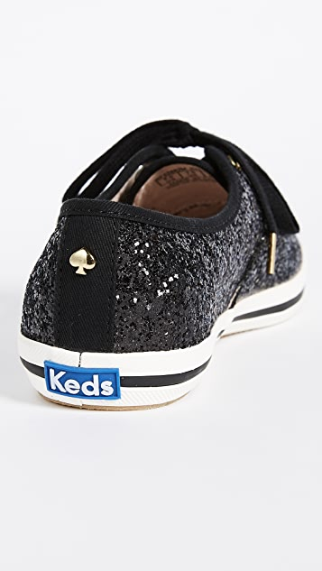 72d216b3dbf ... Keds x Kate Spade New York Glitter Sneakers ...