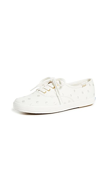 Keds x Kate Spade New York Dancing Dot Champion Sneakers