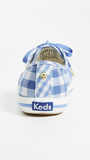 c5ccb0f67b6 ... Keds x Kate Spade New York Gingham Sneakers ...