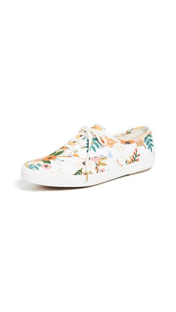 Keds x Rifle Paper CO Sneakers