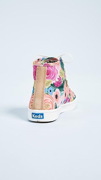Keds x Rifle Paper CO Kickstart Sneakers