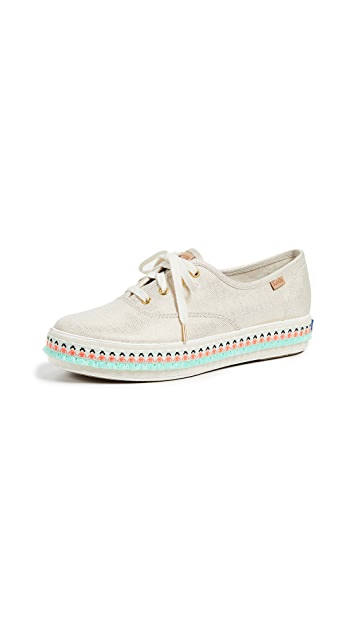 Keds Triple Hula Sneakers
