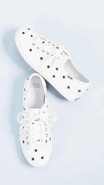 Keds x Kate Spade Dancing Dot Sneakers