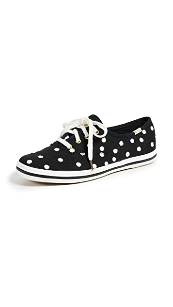 Keds x Kate Spade Dot Sneakers