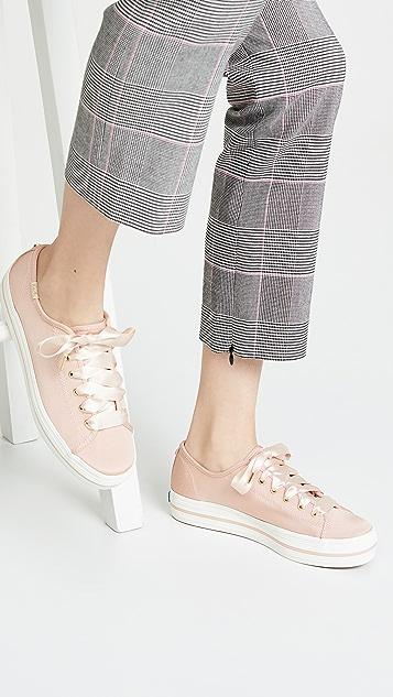 Keds x Kate Spade Triple Kick Sneakers