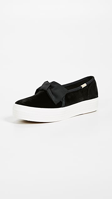 Keds x Kate Spade New York Triple Decker Sneakers