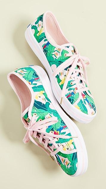 Keds x SunnyLife Birds Kickstart Sneakers