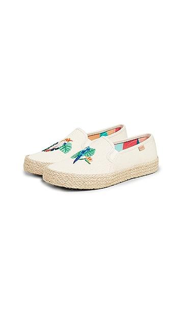 Keds x SunnyLife Bird Double Decker Sneakers