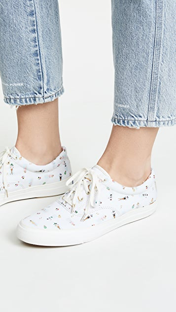 Keds Кроссовки x Rifle Paper Co Sun Girl