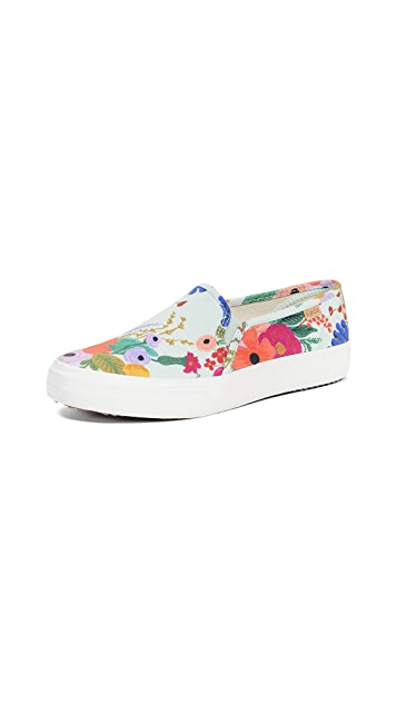 Keds x Rifle Paper Co Garden Party Slip On Sneakers