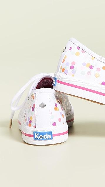 Keds Кроссовки x Kate Spade New York Kickstart с рисунком в виде конфетти