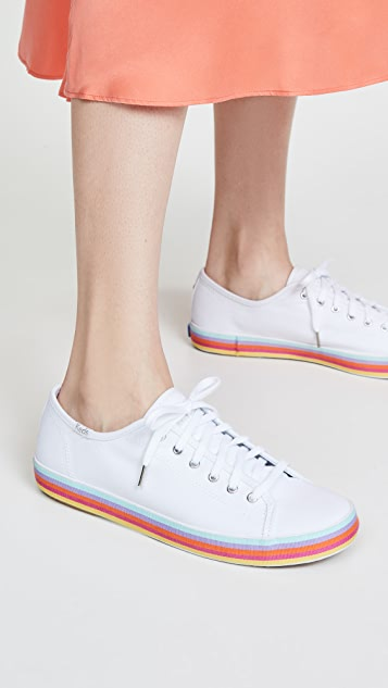 Keds x Kate Spade New York Kickstart Rainbox Sneakers