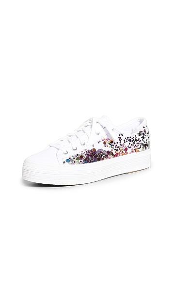 Keds Кроссовки x Kate Spade New York Triple Kick Confetti