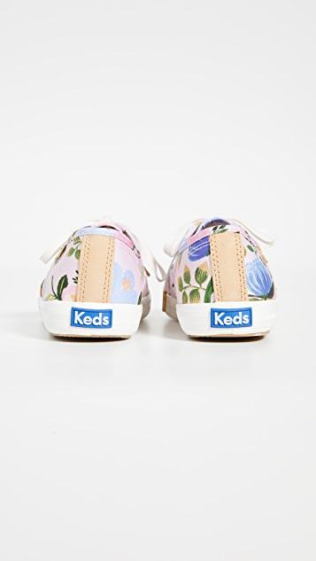 Keds x Rifle Paper Co. Champion Floral Sneakers