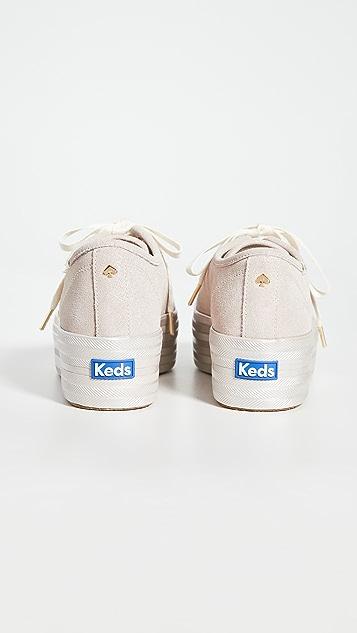 Keds Кроссовки x Kate Spade New York Triple Up