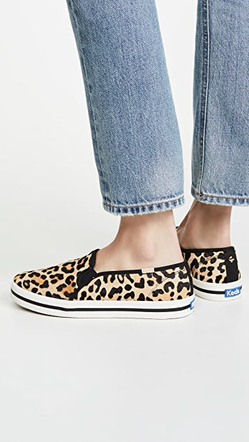 Keds x Kate Spade New York Double Decker 运动鞋