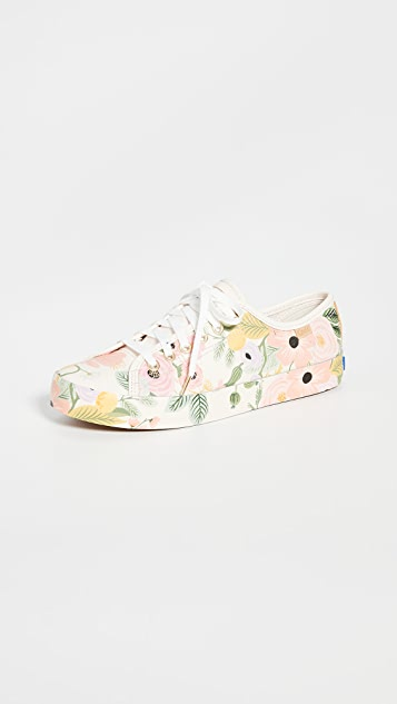 Keds x Rifle Paper Co Kickstart Garden Party Sneakers