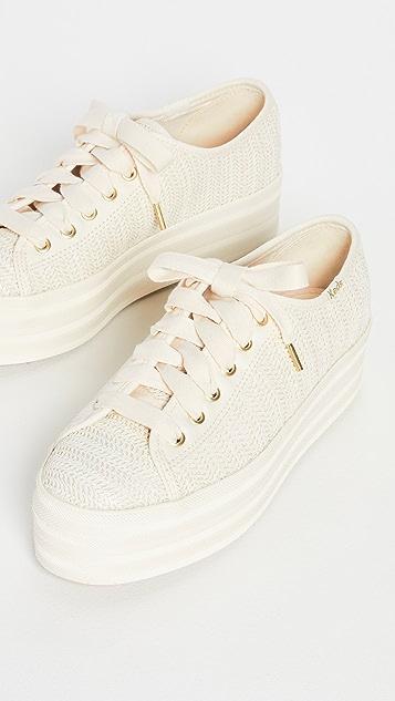Keds x Kate Spade Triple Up Sneakers