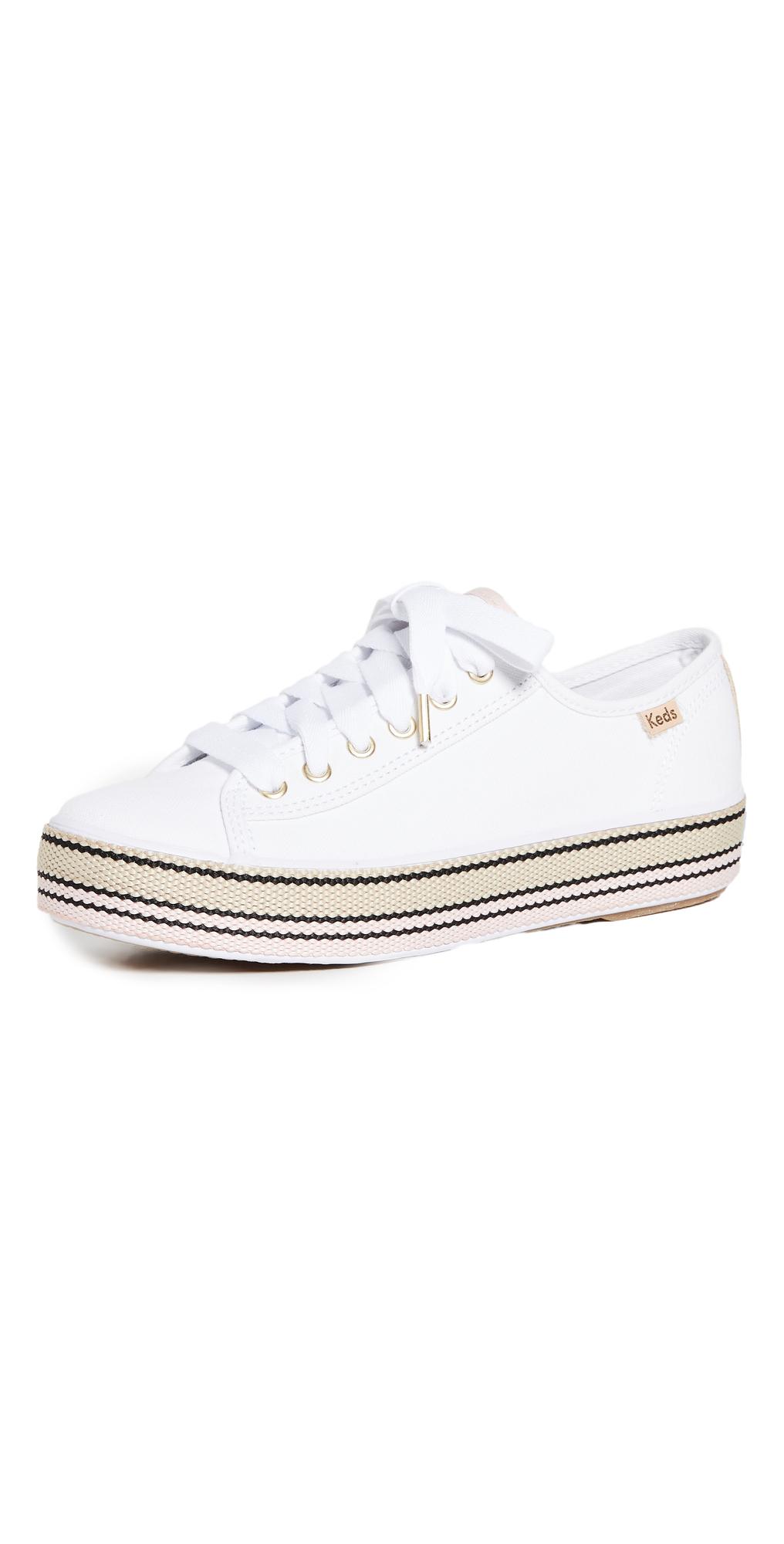 x Kate Spade Triple Kick Sneakers