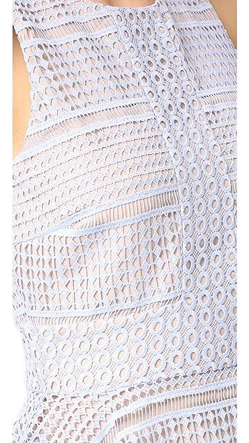 Keepsake Sweet Nothing Lace Dress