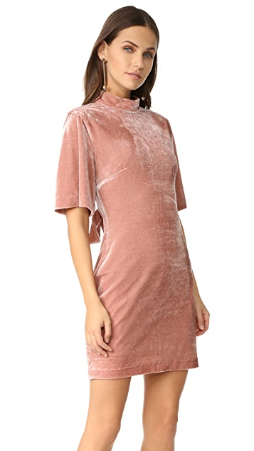 Keepsake Со временем мини-платье