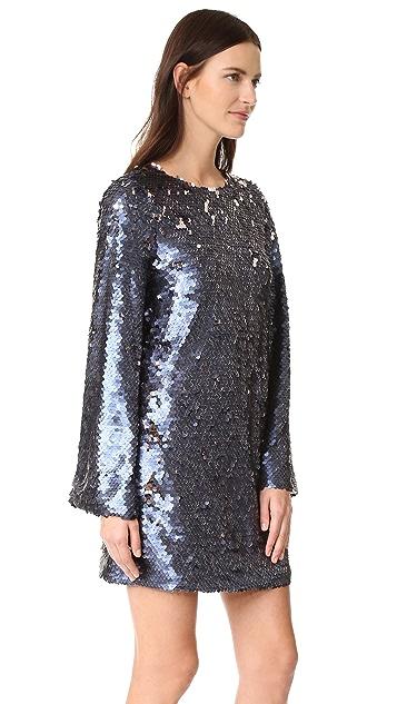 Keepsake Mountain Sound Mini Dress