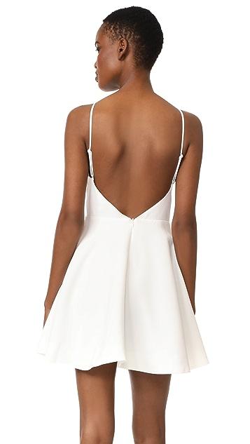 Keepsake Do It Right Mini Dress