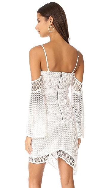 Keepsake Easy Love Off the Shoulder Mini Dress