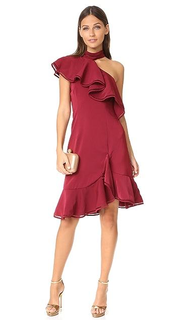 Keepsake Lovers Holiday Dress