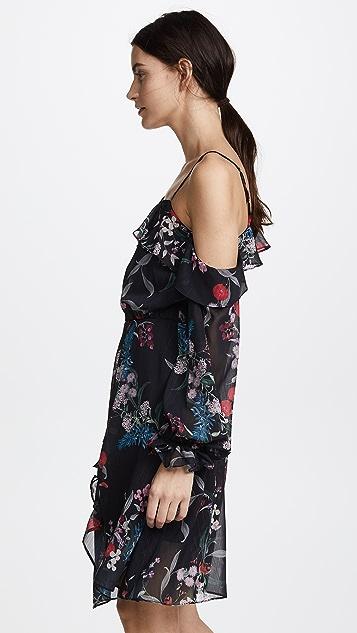 Keepsake Paper Thin Mini Dress
