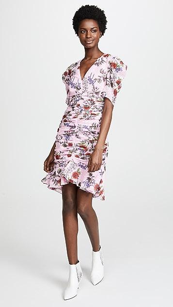 Keepsake Need You Now Dress - Powder Pink Floral