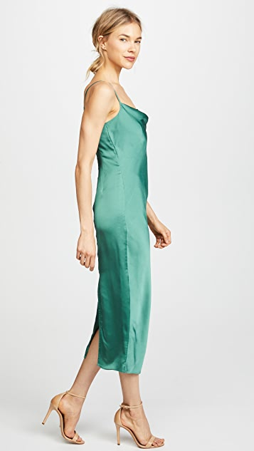 Keepsake This Moment Slip Dress