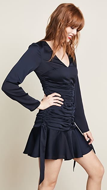 Keepsake Oceans Mini Dress
