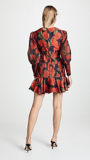 Keepsake Step Aside Long Sleeve Dress